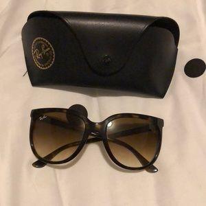 Ray Ban Tortoise Shell Sunglasses